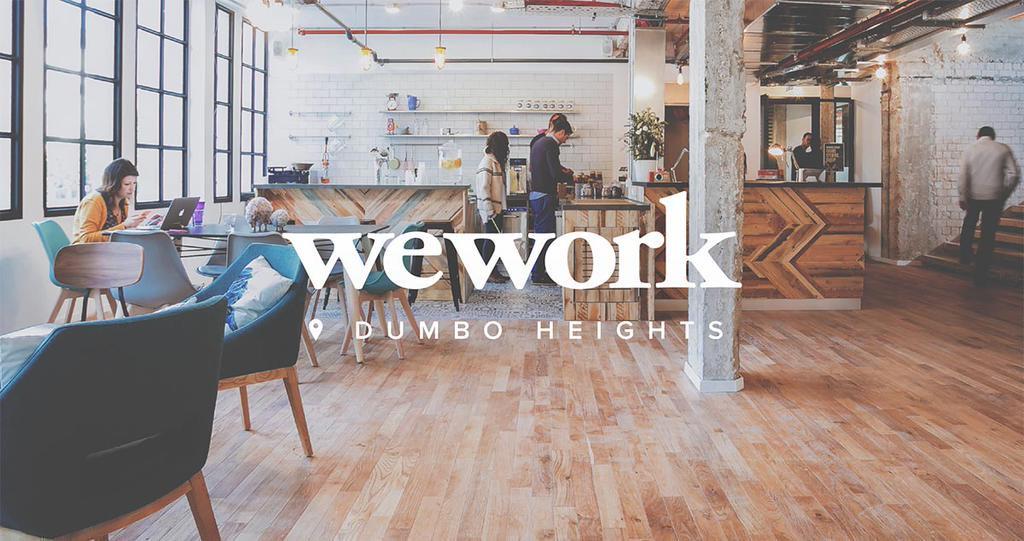 SCREENING 36 at WEWORK in DUMBO