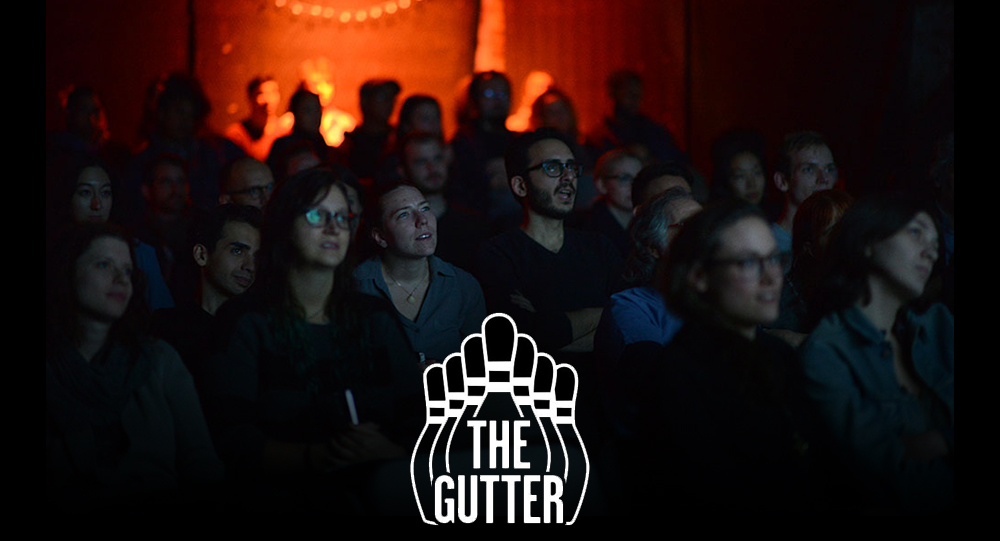 SCREENING 31 at THE GUTTER in Williamsburg
