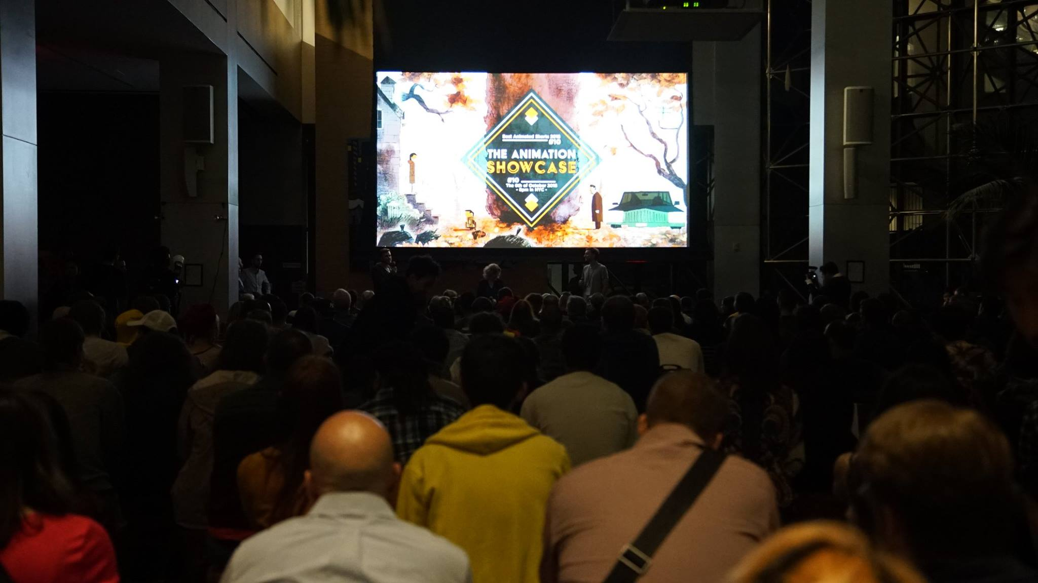 e05ad79a5829 The Animation Showcase at the 2018 ANNY Best of Fest (photo credit  ANNY  Team)