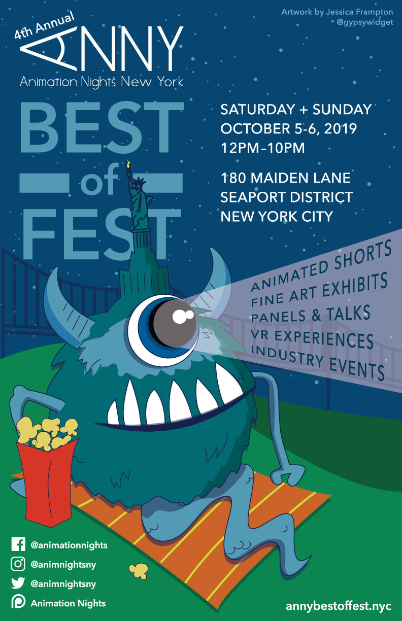 2019 ANNY Best of Fest