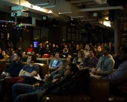 2018 New Year Pics screening #29 at WeWork DUMBO!