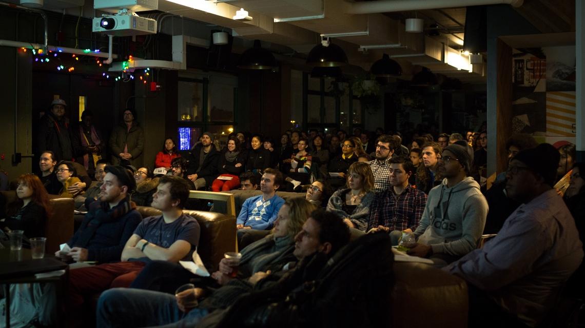 Screening 29 WeWork DUMBO Event Photos