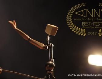 2017 ANNY Best of Fest Grand Prize Winner Announced!